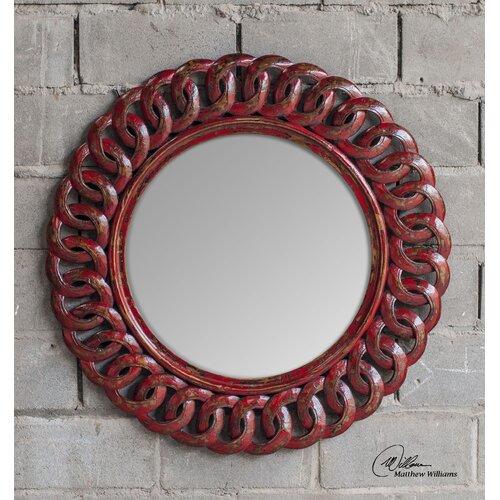 Sassia Round Mirror
