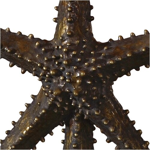 "Uttermost Starfish 30"" H Table Lamp with Rectangle Shade"
