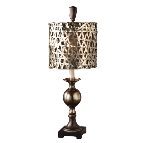 Uttermost Alita Champagne Buffet Table Lamp