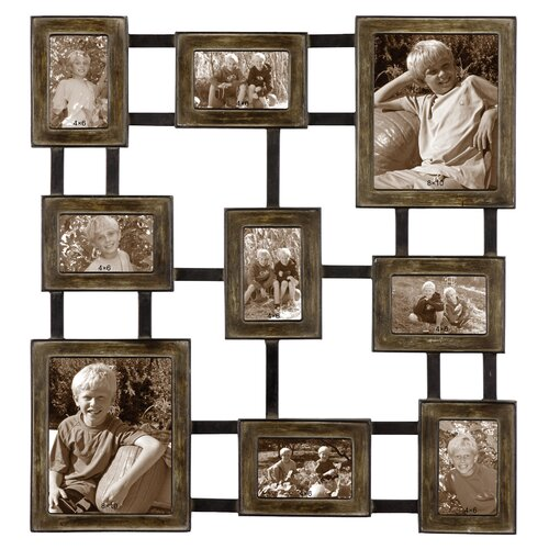 Uttermost Lucho Hanging Collage Picture Frame