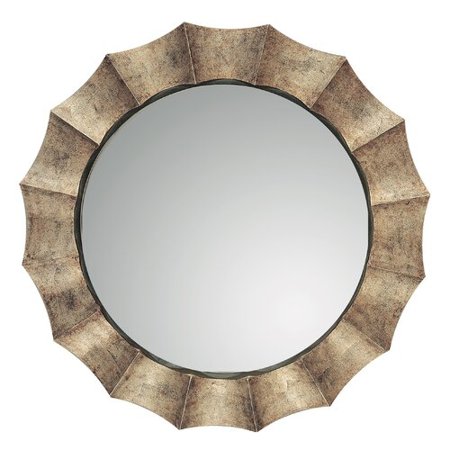 Uttermost  Gotham Sunburst Wall Mirror