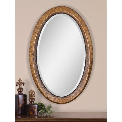 Uttermost  Capiz Vanity Wall Mirror