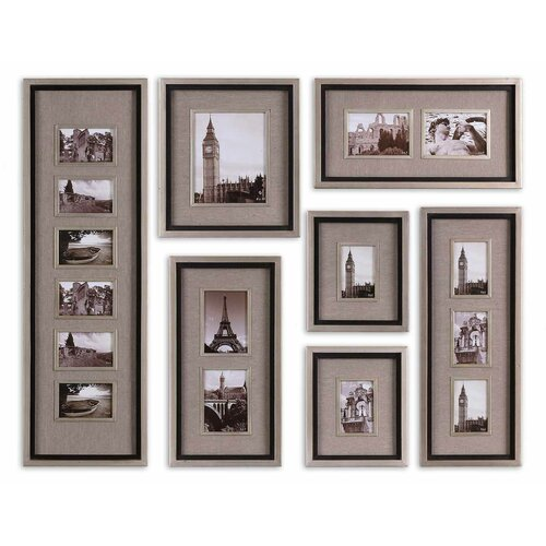 Massena Collage Picture Frame (Set of 7)