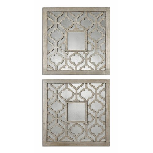 Sorbolo Wall Mirror (Set of 2)