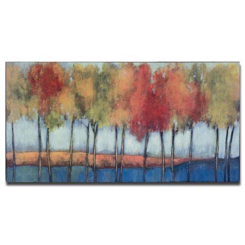 Lollipop Trees Original Painting