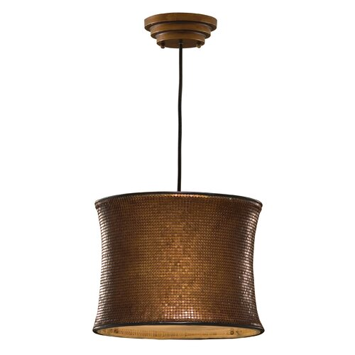 Uttermost Marcel 2 Light Drum Foyer Pendant