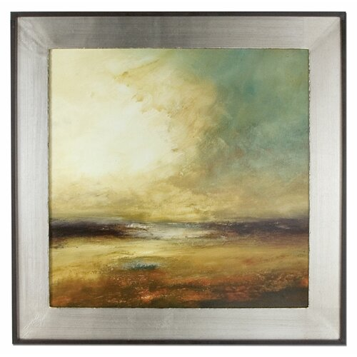 New Land Framed Original Painting