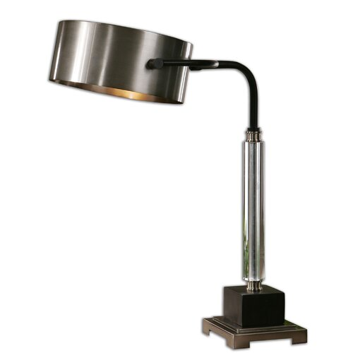 """Uttermost Belding 23"""" H  Table Lamp with Drum Shade"""