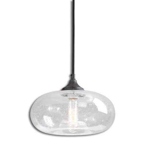 Torus 1 Light Mini Pendant