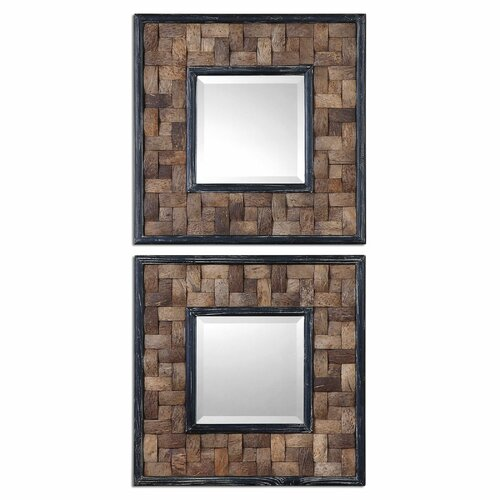 Barros Wall Mirror (Set of 2)