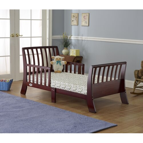 Open Aire Slat Toddler Bed