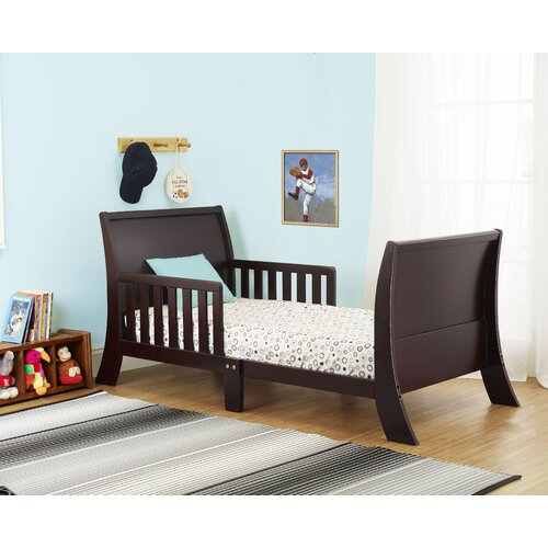 Louis Philippe Slat Toddler Bed