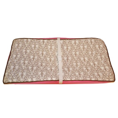Bacati Damask Changing Pad Cover
