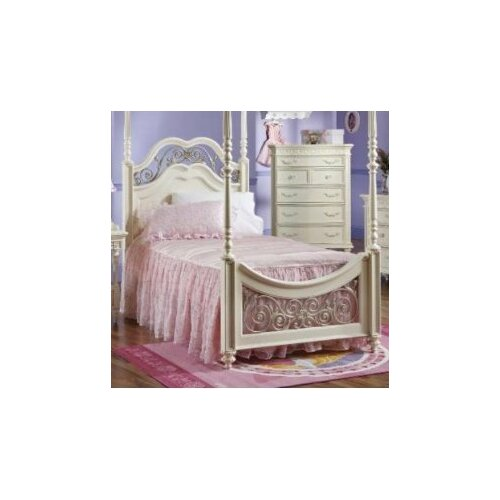Bacati Bedding Ball Gown 3 Piece Comforter Set
