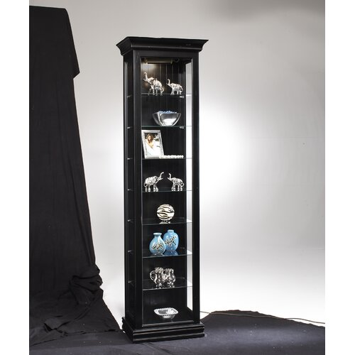 Colortime Harmony Curio Cabinet