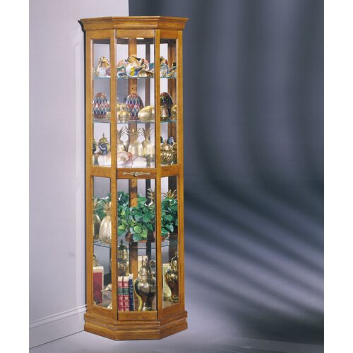 Lighthouse Dover II Curio Cabinet