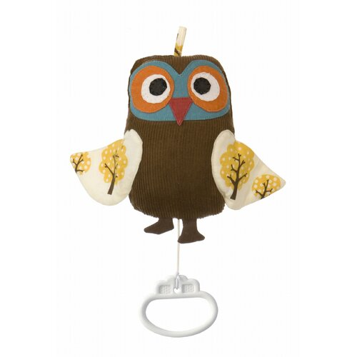 ferm LIVING Owl Music Mobile