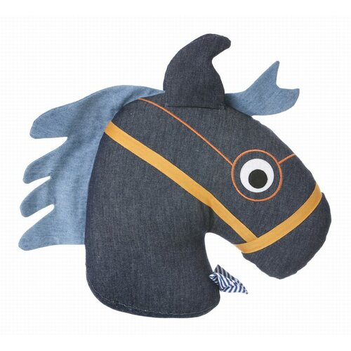ferm LIVING Horse Cotton Cushion