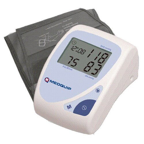 Automatic Wrist LCD BP Monitor