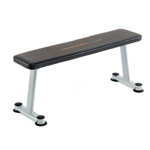 Crescendo Fitness Flat Utility Bench