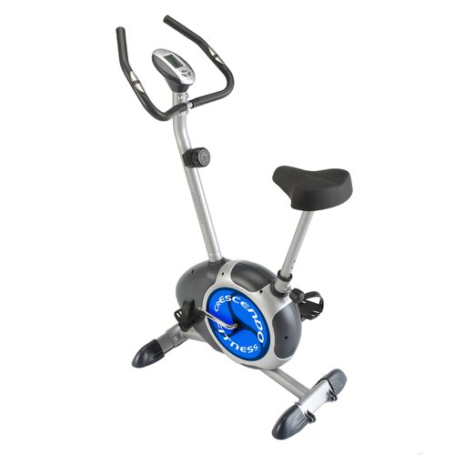 Crescendo Fitness Magnetic Upright Bike