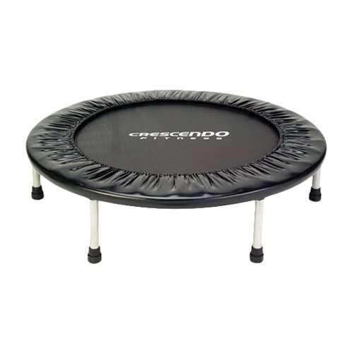 "Crescendo Fitness 36"" Mini Jump Trampoline"
