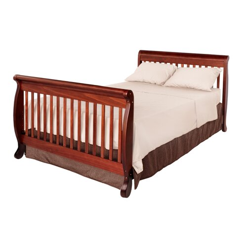 DaVinci Kalani Crib and Changer Combo with Toddler Bed Conversion Kit