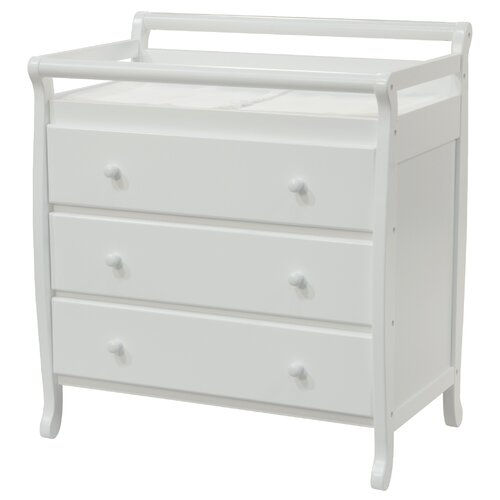 DaVinci Emily 3 Drawer Changer Dresser
