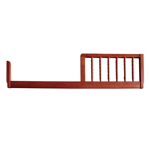 DaVinci Jenny Lind Toddler Bed Rail in Cherry