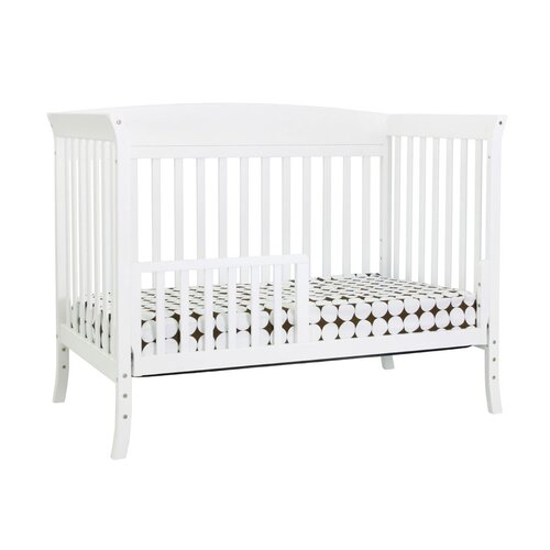 DaVinci Tyler 4-in-1 Convertible Crib 5-Piece Nursery Set