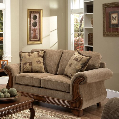 Traveler Loveseat