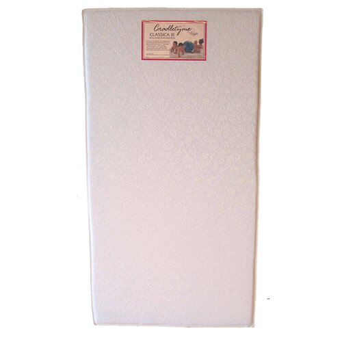 Classica III Foam Crib Mattress