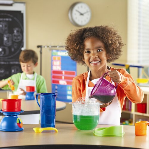 Learning Resources Primary Science Mix and Measure Set