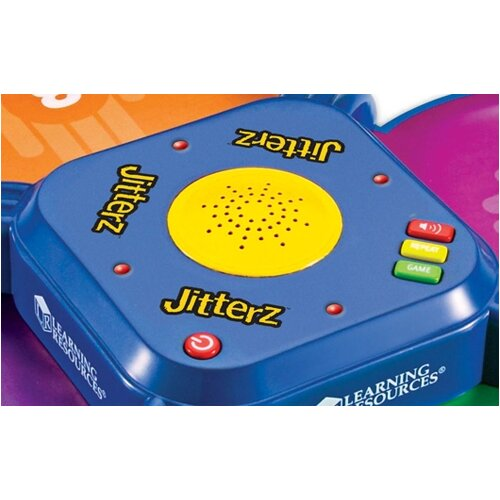 Learning Resources Jitterz Fast-Paced Trivia Game