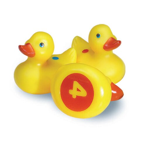 Smart Splash Number Fun Ducks 10 Piece Set