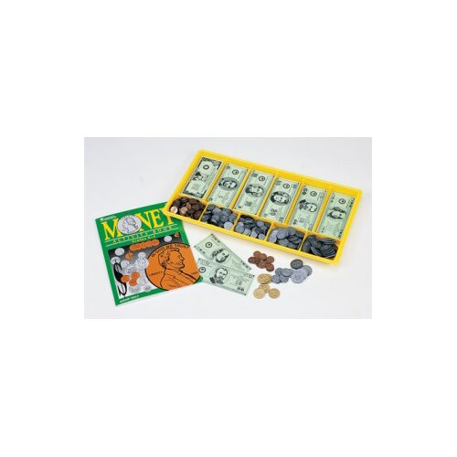 Learning Resources Giant Classroom Money Kit