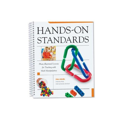 Learning Resources Hands-On Standards Handbook - Grades PreK-K