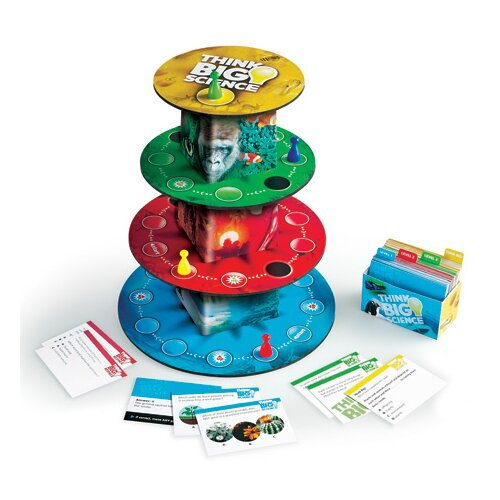 Learning Resources Think Big Science Life Science Game