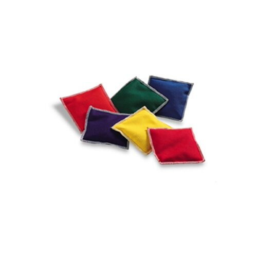 Learning Resources Rainbow Bean Bag Game Set (6/pack)