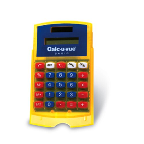 Learning Resources Basic Student Calc-u-vue