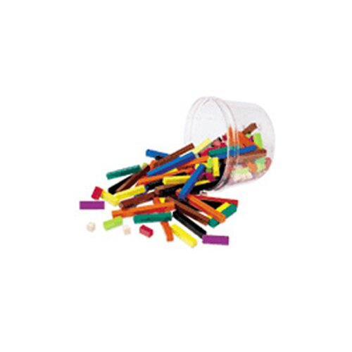 Learning Resources Cuisenaire Rods Small Group 155/pk