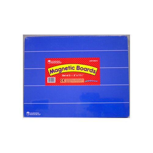 Learning Resources Magnetic Board 9 X 11-1/2