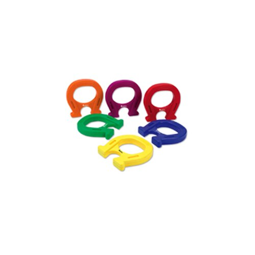 Horseshoe-shaped Magnets (Set of 6)