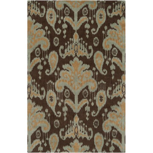 B. Smith Rugs Mosaic Hot Cocoa Rug