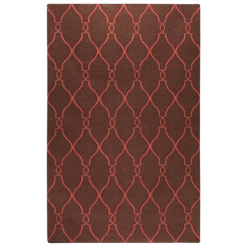 Fallon Brown/Rust Rug