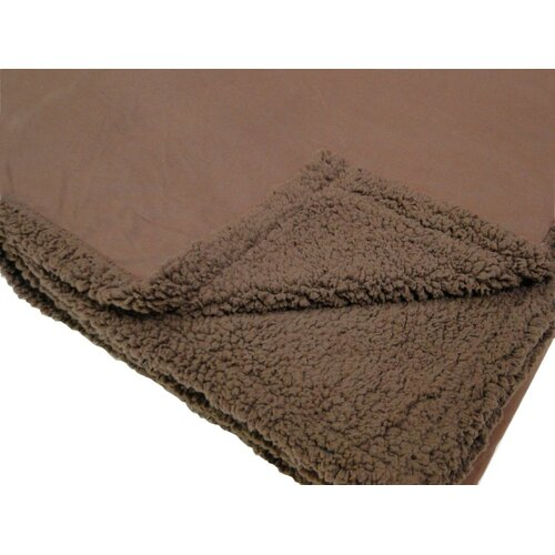 Micro Flannel® Sherpa Reversible Blanket