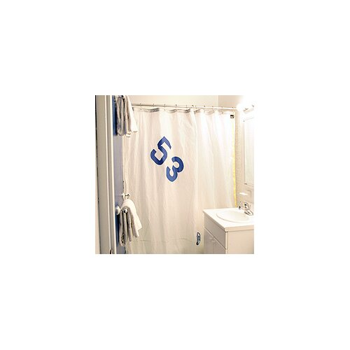 Ella Vickers Spinnaker Shower Curtain