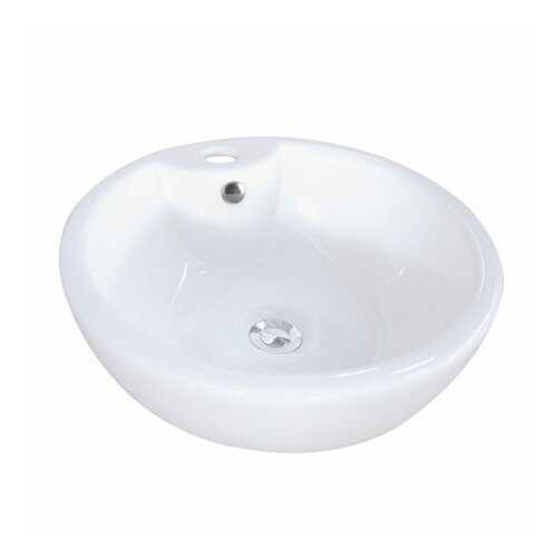 Simplicity Vessel Sink