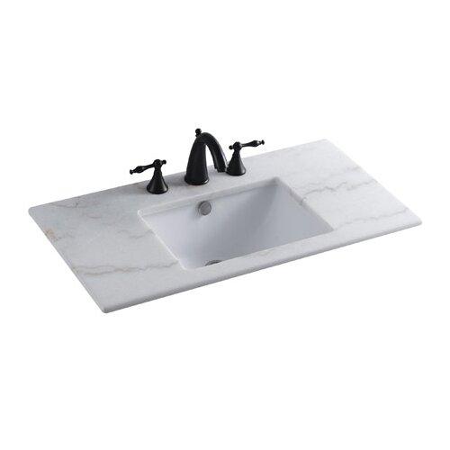 Forum Undermount Bathroom Sink