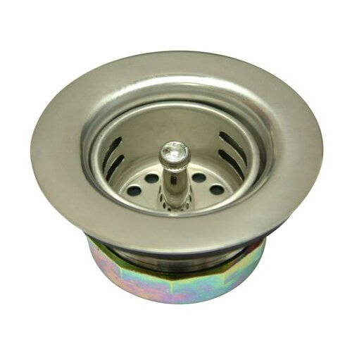 Duo Strainer for Bar Sink